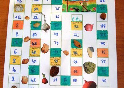Kertész társasjáték Projekt munka 1d