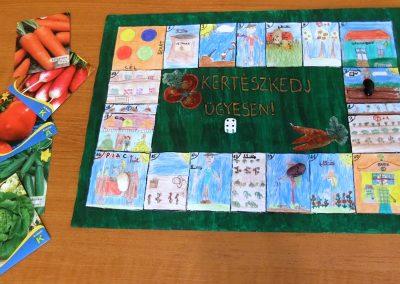 Kertész társasjáték Projekt munka 2
