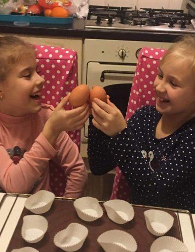 Papp Jázmin Anna és Hécz Leila Gyöngy